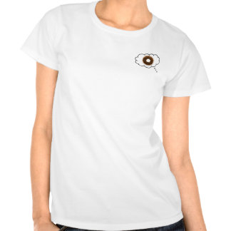 DONUT THOUGHT T SHIRTS