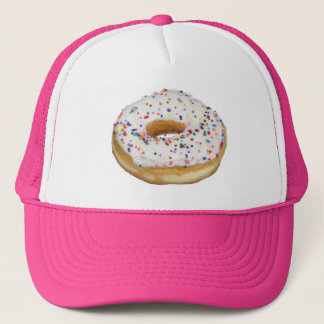 Donut Trucker Hat