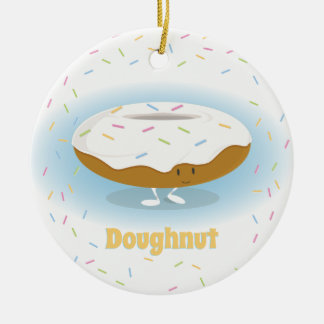 Donut with Sprinkles | Ornament