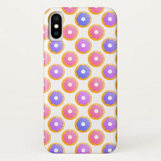 Donut with Sprinkles - Phone Case