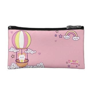 Donuto in Wonderland Cosmetic Bag