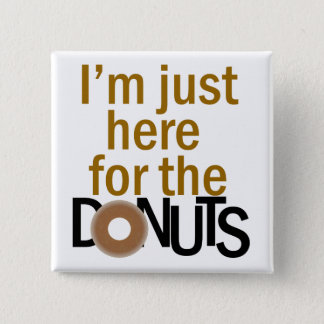 Donuts button