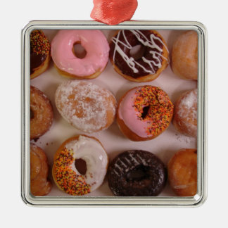 DONUTS! CHRISTMAS ORNAMENT
