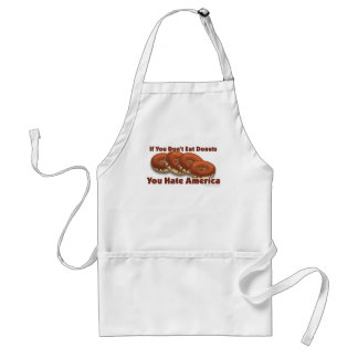 Donuts For America Standard Apron