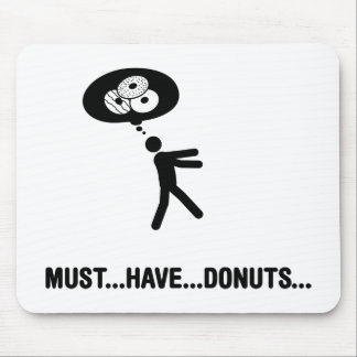 Donuts Lover Mouse Mat