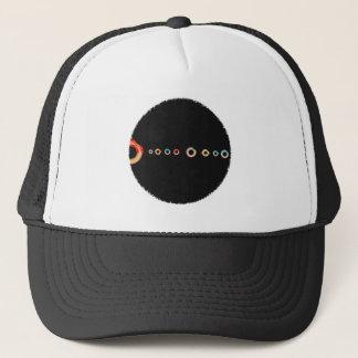 Donuts Solar System Trucker Hat
