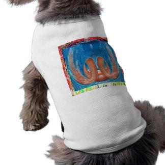 DONZURA - alien intelligent life forms Sleeveless Dog Shirt