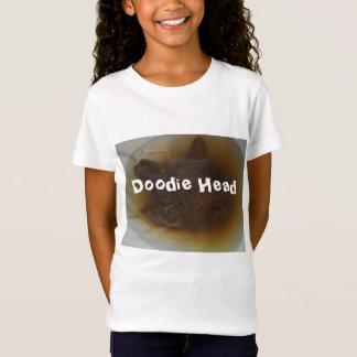 Doodie  Head  T-Shirt DISGUSTING