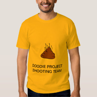 DOODIE PROJECT JERSEY TEE SHIRTS