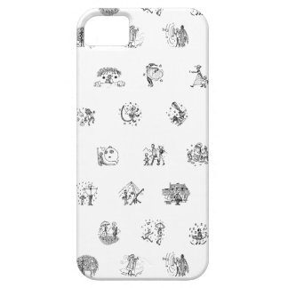 Doodle 1 barely there iPhone 5 case