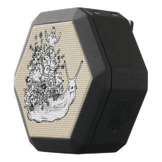 Doodle #1 black bluetooth speaker