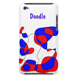 Doodle 2 Fill iPod Touch Case-Mate Case