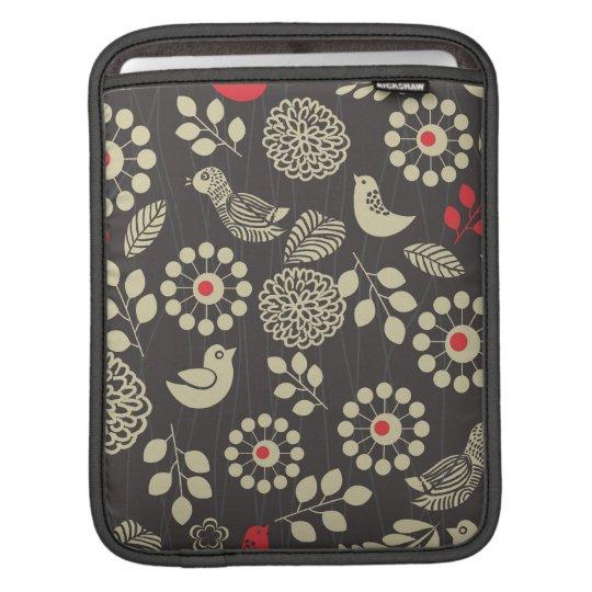doodle birds iPad/MacBook sleeve iPad Sleeves