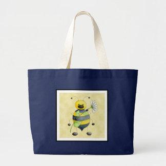 Doodle Bug Bumble Bee Bag