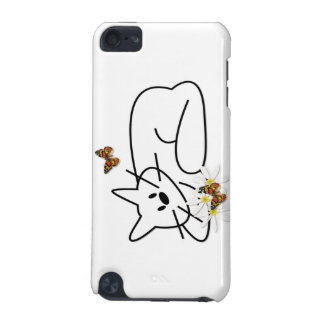 Doodle Cat iPod Touch (5th Generation) Cases