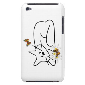 Doodle Cat iPod Touch Cover