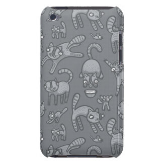 Doodle cats barely there iPod covers
