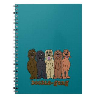 Doodle course notebook