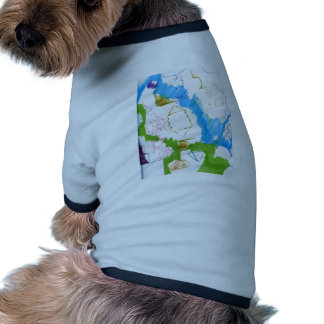 Doodle Dance Doggie Tee Shirt