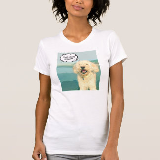 Doodle Days Don't Worry, Be Happy T-Shirt