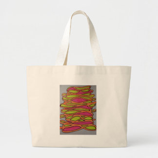 doodle do large tote bag