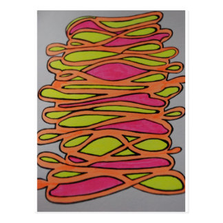doodle do postcard