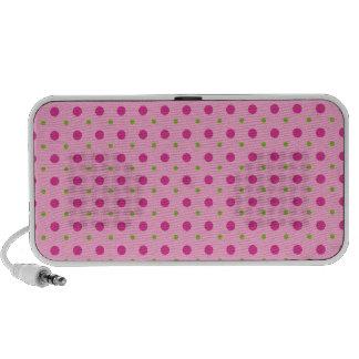 Doodle Dots iPod Speaker