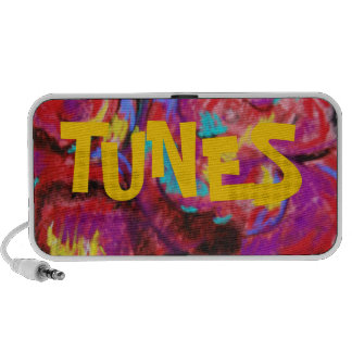 DOODLE ELECTRONIC TUNES MP3 SPEAKER
