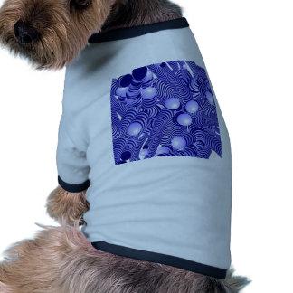 doodle fun,blue doggie shirt
