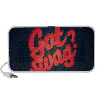 Doodle Gat Swag Speakers