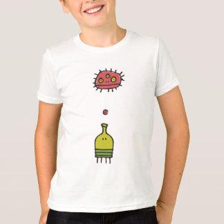Doodle Jump Monster Kids T-Shirt