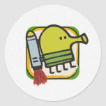 Doodle Jump Stickers