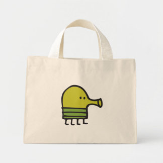 Doodle Jump Tote