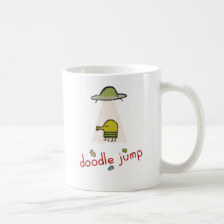 Doodle Jump UFO Mug