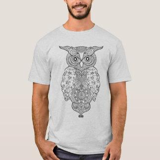 Doodle Owl T-Shirt