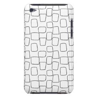 doodle pattern cases iPod Case-Mate case