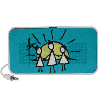 Doodle Portable Speaker s2s Logo