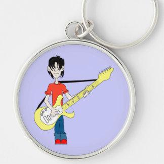 Doodle Rocker Keychain