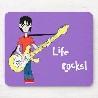 Doodle Rocker Mousepad Template