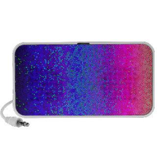 Doodle Speaker Glitter Star Dust