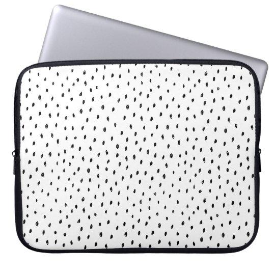 Doodle Spot Laptop Sleeve