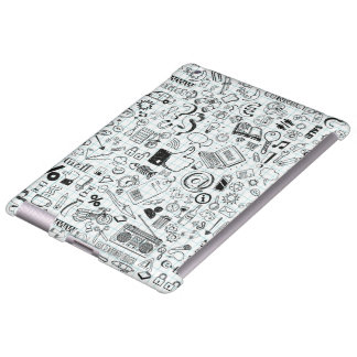 Doodle style case iPad case