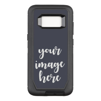 Doodle Super Sassy Template Create Your Own OtterBox Defender Samsung Galaxy S8 Case