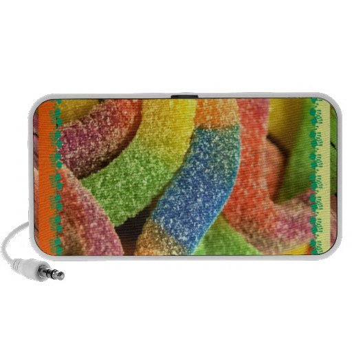 Doodle Sweets Travel Speakers
