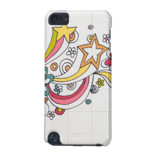 doodle swirls iPod touch (5th generation) cover