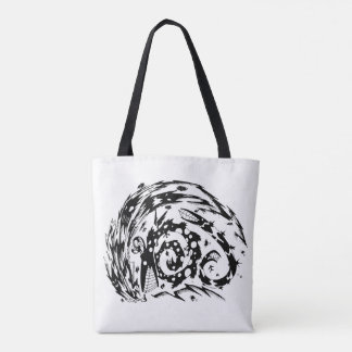 Doodle Tote Bag_Rubber Beasts