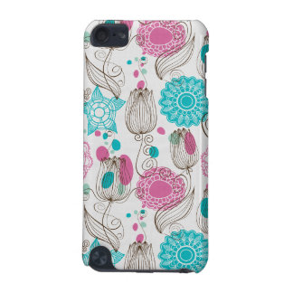 doodle tulips iPod touch 5G cover