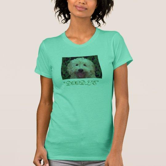 """""""DOODLE"""" woman's T-shirt"""
