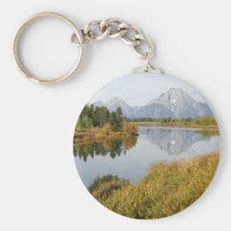 doodles 758 basic round button key ring