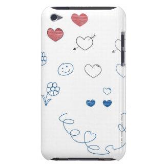 Doodles Case-Mate iPod Touch Case